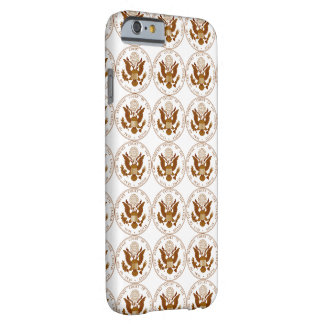 United States Supreme Court Seal Barely There iPhone 6 Case