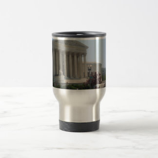 United States Supreme Court Travel Mug