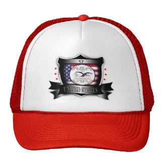 United States Swimming Hat