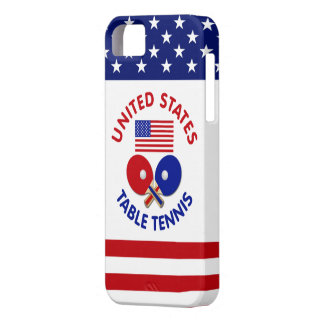 United States Table Tennis iPhone SE/5/5s Case