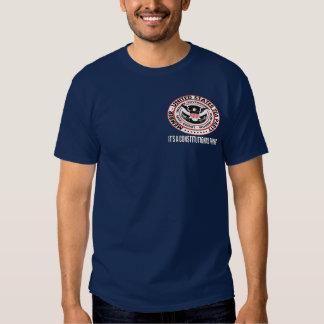 United States Tea Party Seal Tshirts