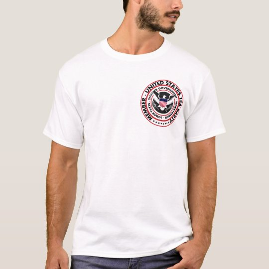 United States Tea Party T-Shirt