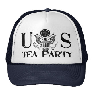 United States Tea Party Trucker Hat