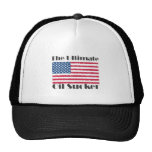 united states the ultimate oil sucker caps mesh hats
