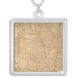 United States topographical features Jewelry
