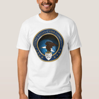 United States US Cyber Command USCYBERCOM T-shirt