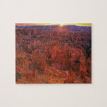 United States, Utah, Bryce Canyon National Park. Jigsaw Puzzle