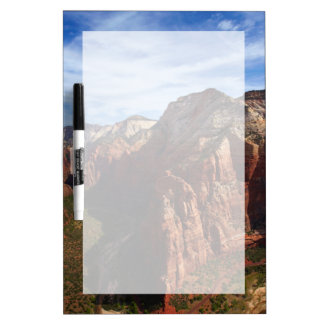 United States, Utah, Zion National Park Dry-Erase Board