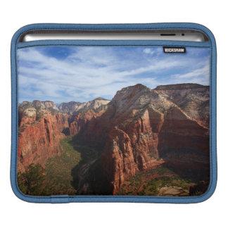 United States, Utah, Zion National Park iPad Sleeve