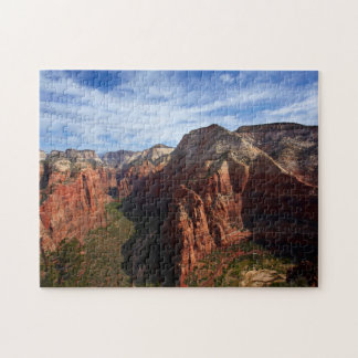United States, Utah, Zion National Park Jigsaw Puzzle
