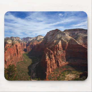 United States, Utah, Zion National Park Mouse Pad