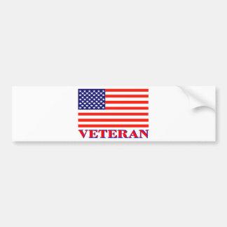 United States Veteran Bumper Stickers