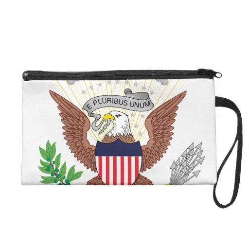 United States Vice Presidential Wristlet Purse