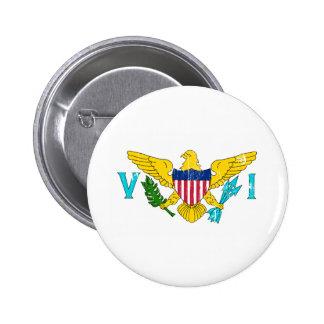 United States Virgin Islands Button