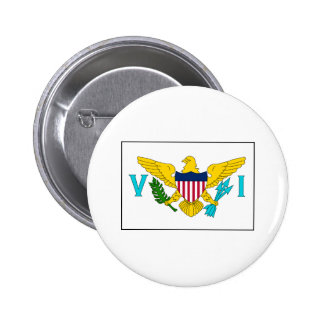 United States Virgin Islands Flag Pins