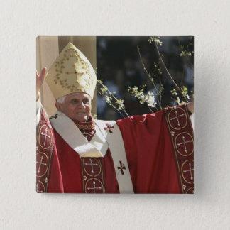United States, Washington, D.C. Pope Benedict 2 Button