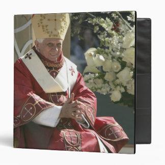 United States, Washington, D.C. Pope Benedict 3 Ring Binder