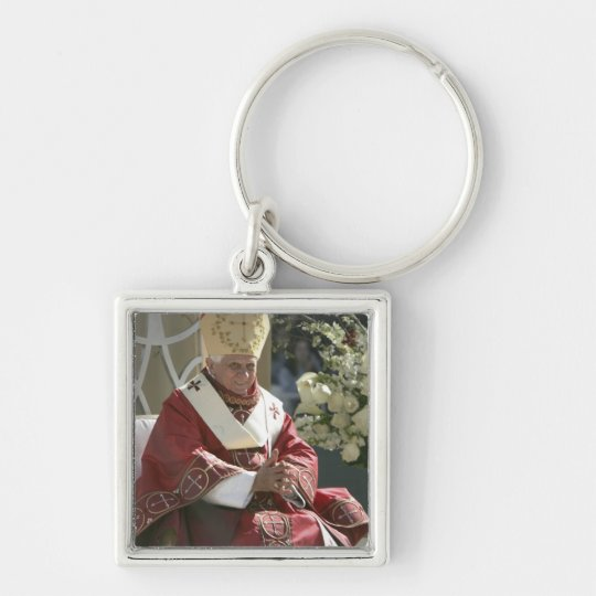 United States, Washington, D.C. Pope Benedict Keychain