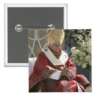 United States, Washington, D.C. Pope Benedict Pinback Button