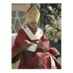 United States, Washington, D.C. Pope Benedict Postcard