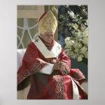 United States, Washington, D.C. Pope Benedict Print