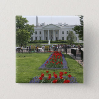 United States, Washington, D.C. The North side Button