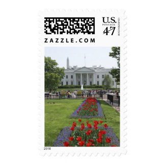 United States, Washington, D.C. The North side Postage Stamp