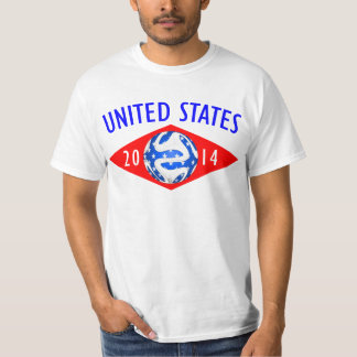 United States World Cup 2014 Tee Shirt