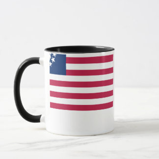 United States Yacht Ensign Mug