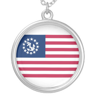 United States Yacht Flag Jewelry