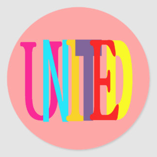 United Sticker