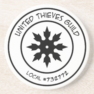 United Thieves Guild Coaster
