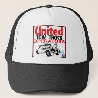 United Tow Truck Operators Trucker Hat