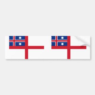 United Tribes Of New Zealand, New Zealand Car Bumper Sticker