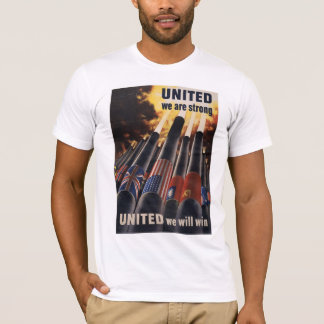United We Are Strong T-Shirt