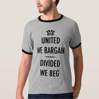 United We Bargain T-Shirt