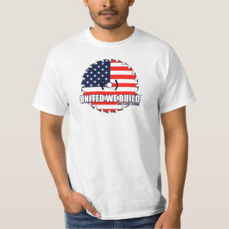 UNITED WE BUILD™  Tee Shirt