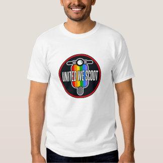 United We Scoot T-Shirt