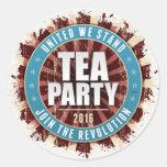 United We Stand 2016 Sticker
