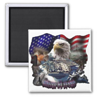 United We Stand 2 Magnet