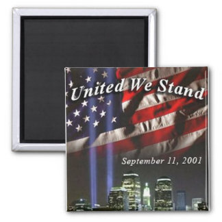 United We Stand 3 Magnet