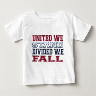 United We Stand, Divided We Fall T-Shirts and Gift