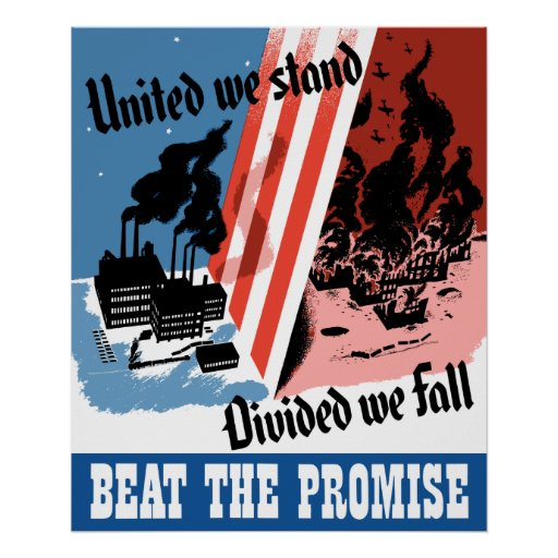 United We Stand Divided