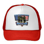 United We Stand Firefighters Trucker Hat