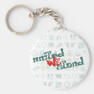 United We Stand ~ Keychain