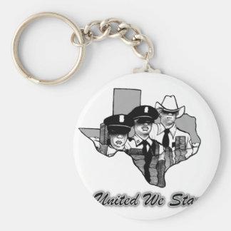 United We Stand Keychain