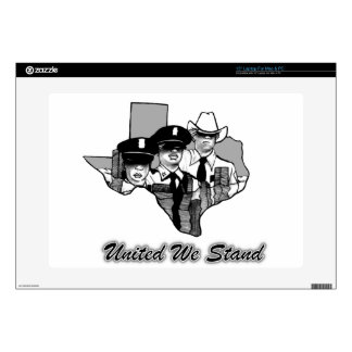 United We Stand Laptop Decals