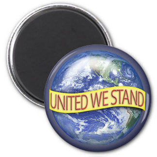 United We Stand magnet