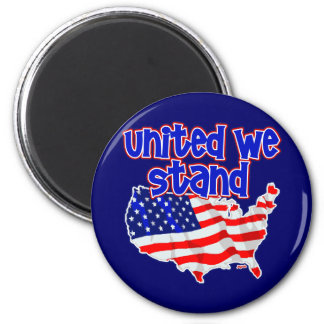 United We Stand Magnets