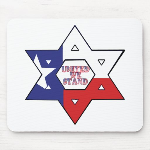 United We Stand Mouse Mats